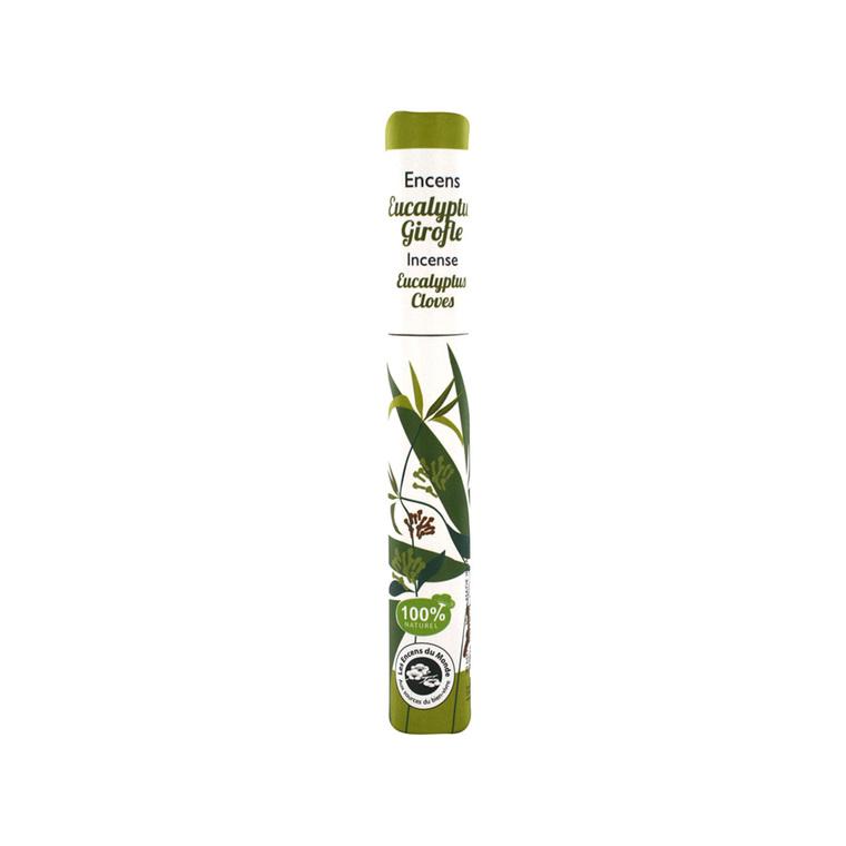 Encens végétal x30 eucalyptus 348412