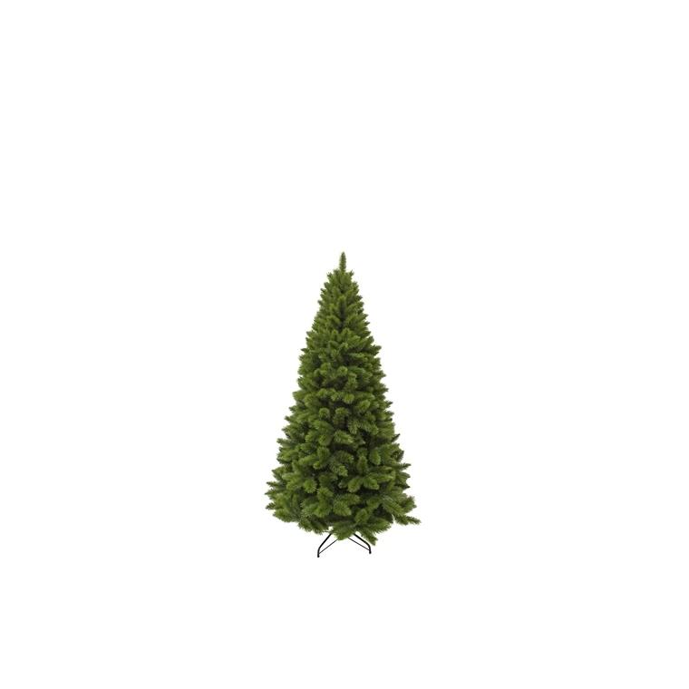Sapin de Noël artificiel vert Camden Slim 155 cm 348856