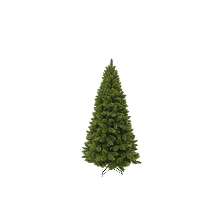 Sapin de Noël artificiel vert Camden Slim 215 cm 348858