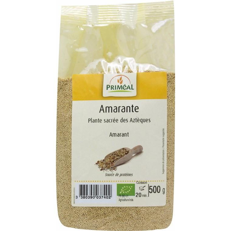 Amarante bio en sachet de 500 g 349432