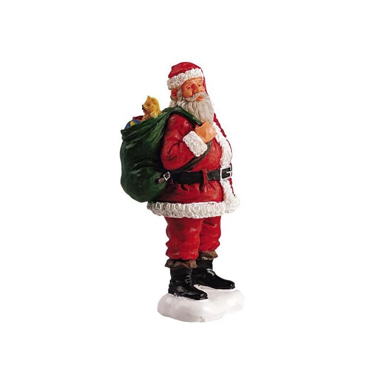 Figurine Père Noël 3 x 3 x 6.7 cm