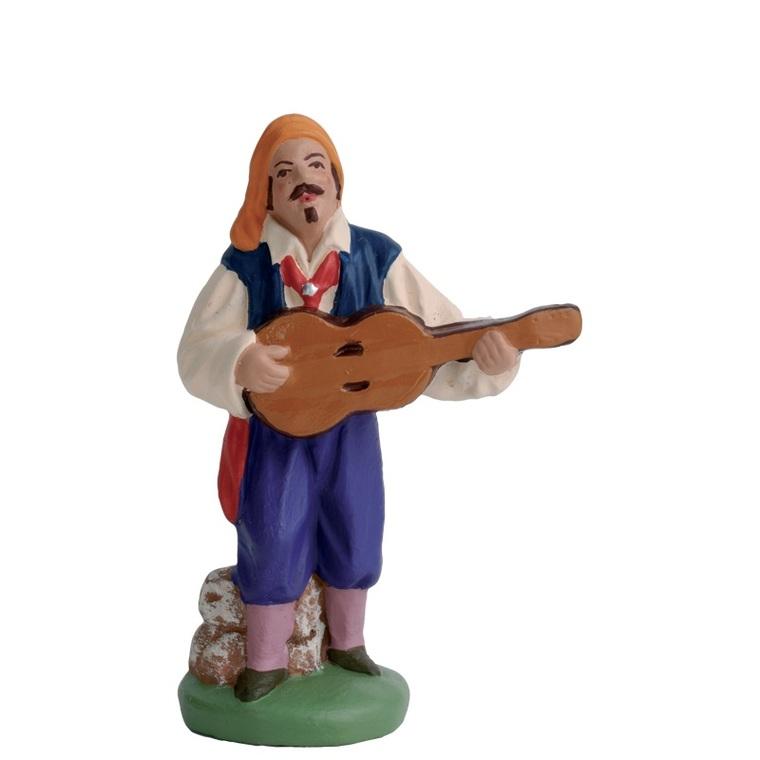 Gitan à la guitare 7 cm 352442
