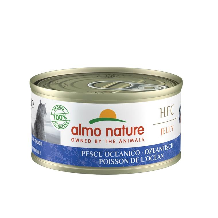 Aliment pour chat Poisson de l'Océan en boite de 70 g 354186