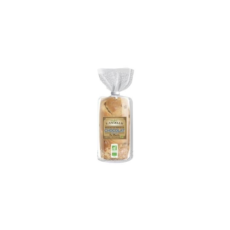 Brioche pépites de chocolat au lait - 300 g 354875