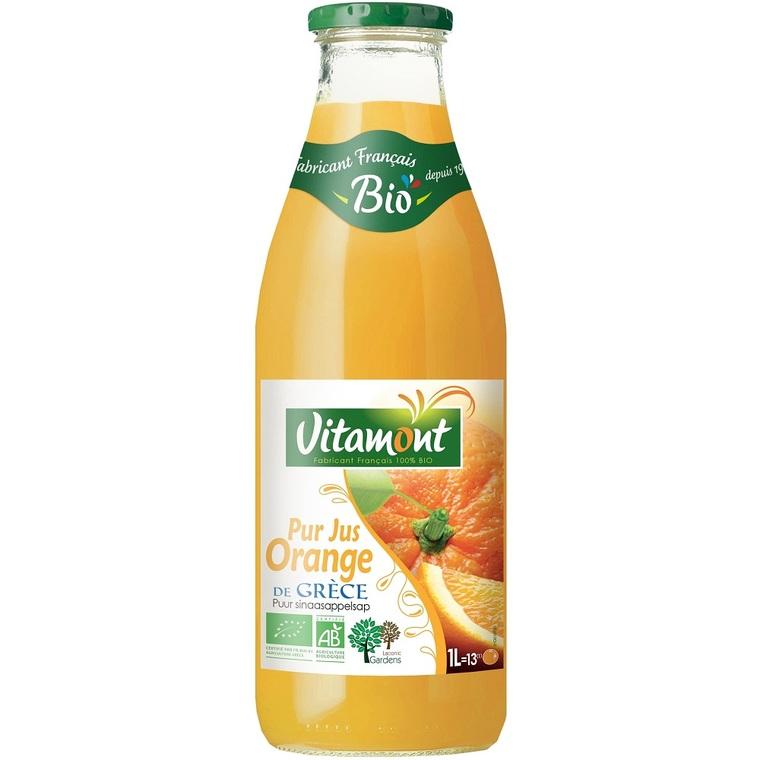 Pur jus d'oranges bio 354927
