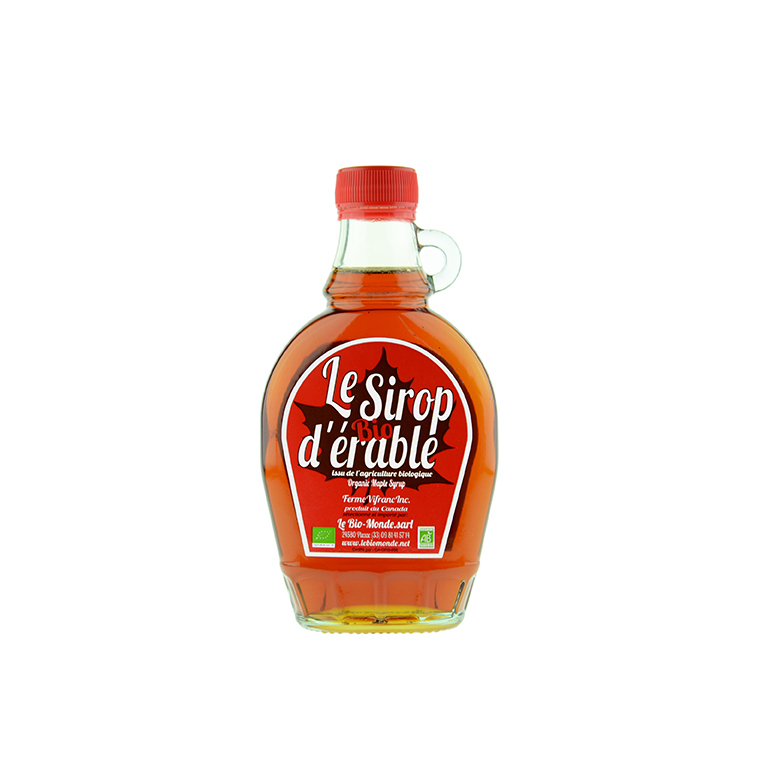 Sirop d'Erable bio LE BIOMONDE 250 ml