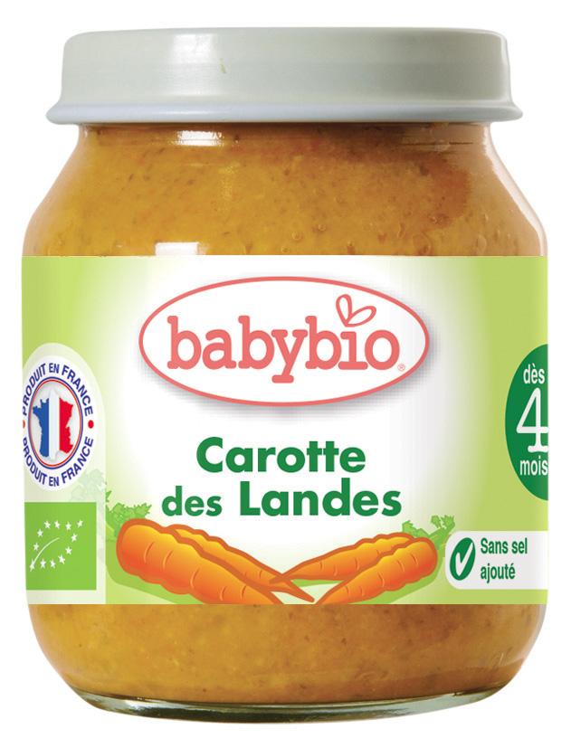 Ppot carotte bio 355060