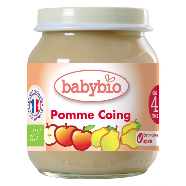 Ppot pomme-coing bio 355078