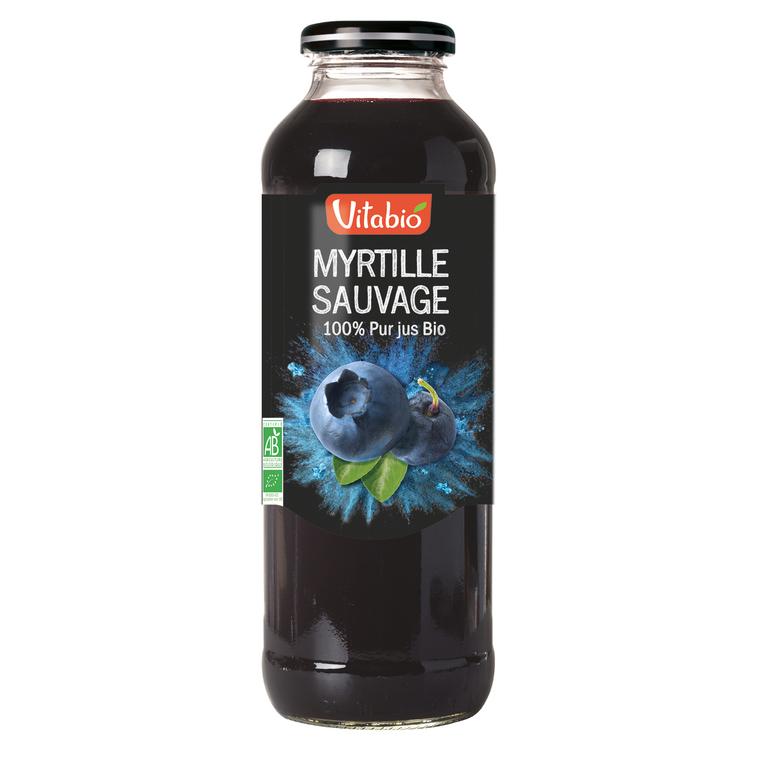 Jus de myrtille bio 50 cl 355096