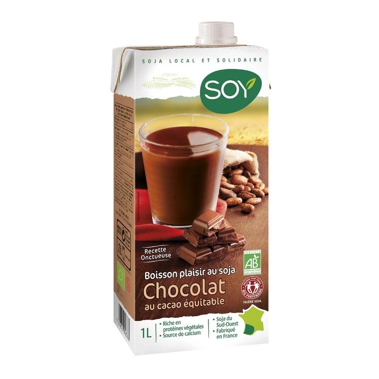 Biosoy chocolat 1 L 355418