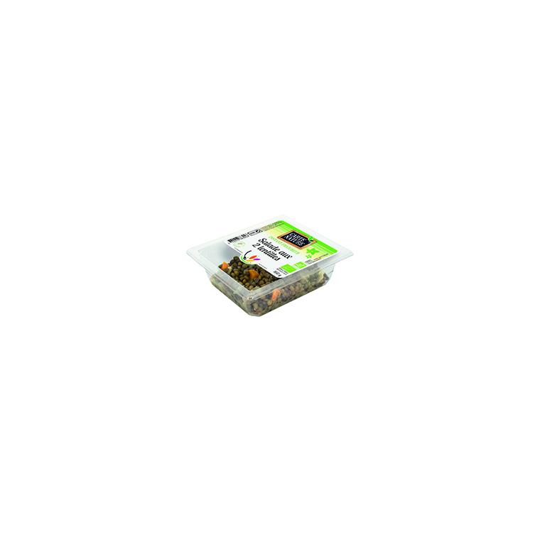 Salade aux 2 lentilles - 160 g 355607