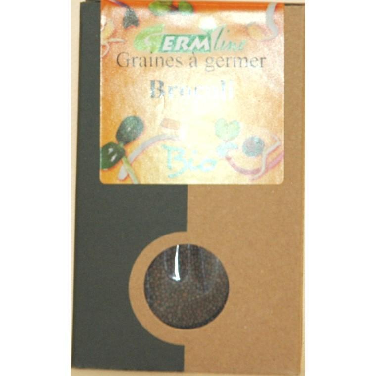 Graines à germer bio brocoli - 150 g 355654