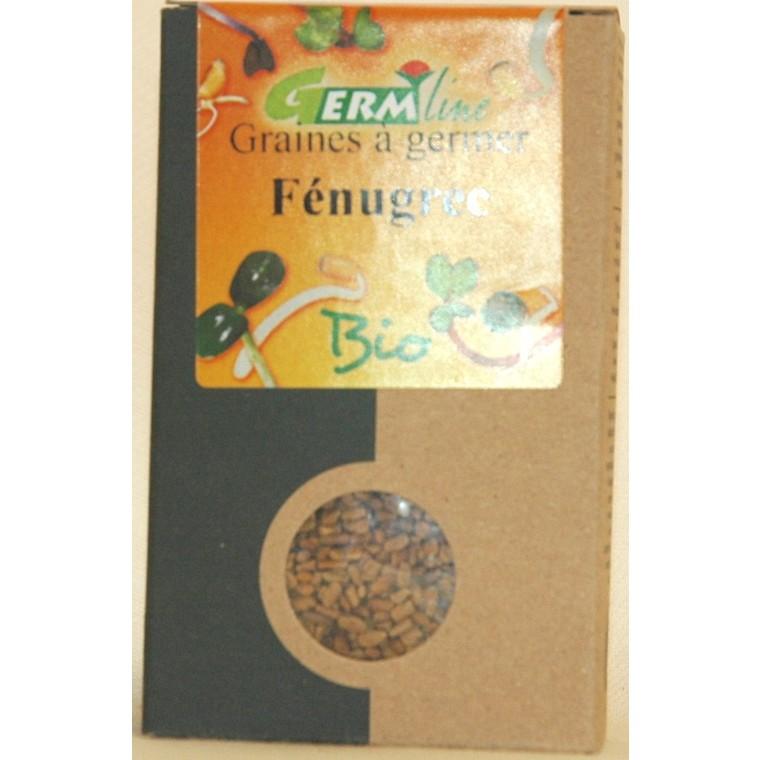 Graines à germer bio fenugrec - 150 g 355655