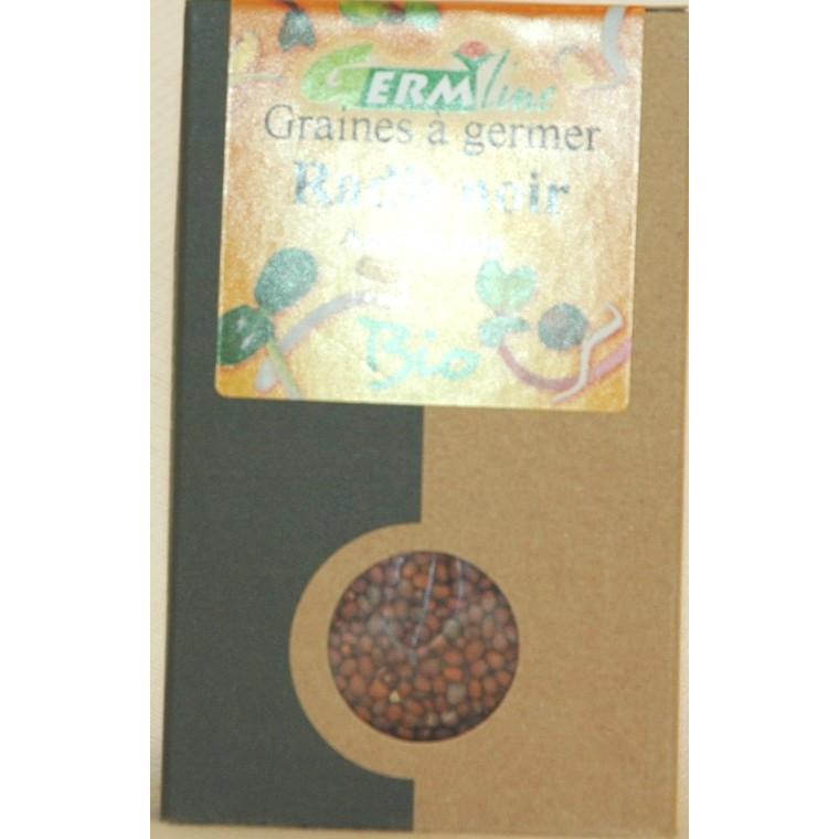 Graines à germer bio radis noir - 150 g 355657