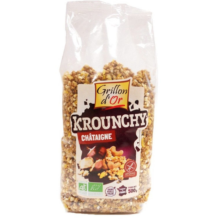 Krouncho châtaigne 500 g 356066