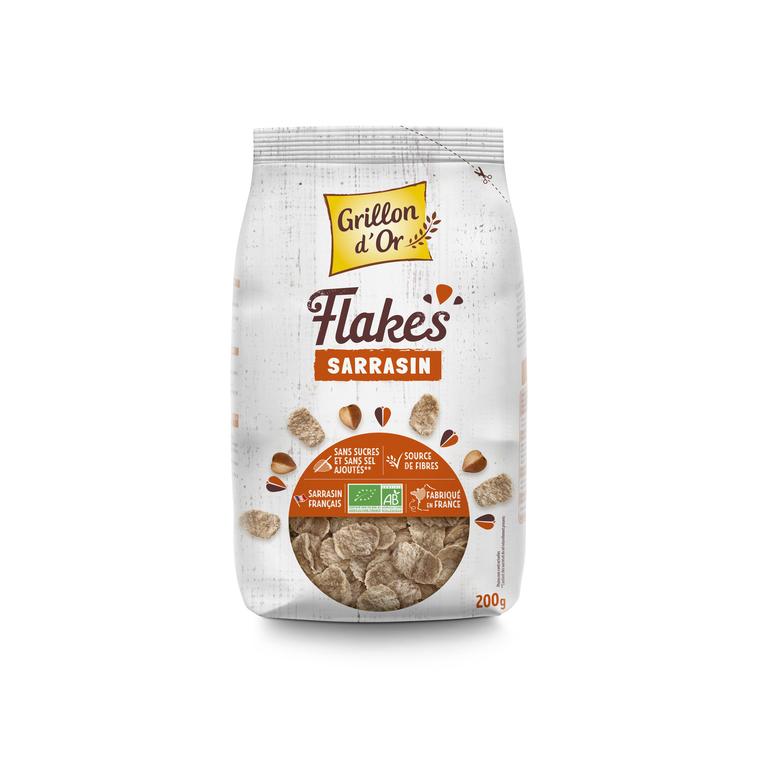 Flakes Sarrasin Bio - 500 g 356073