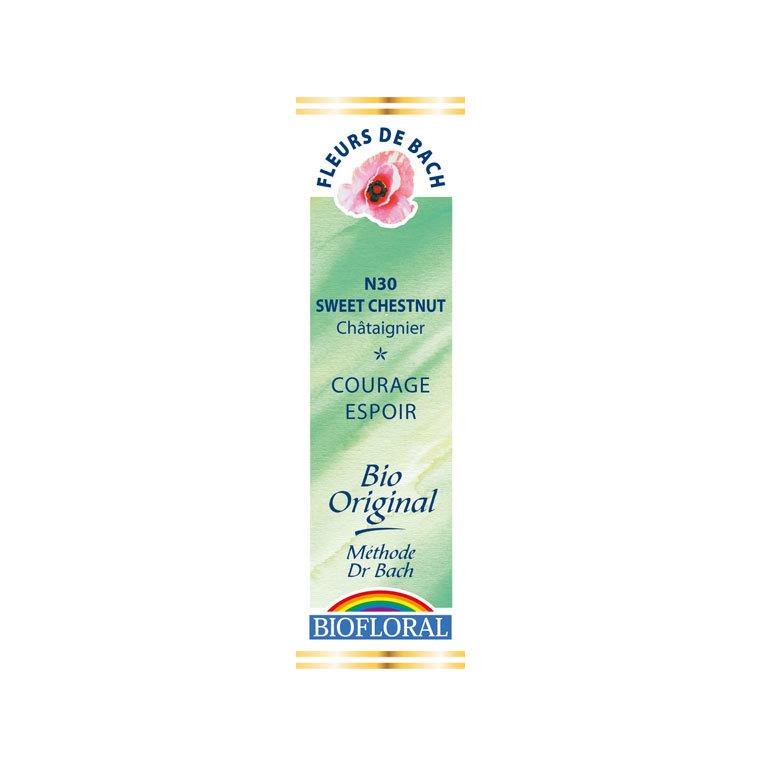 Élixir n°30 Biofloral de châtaignier en flacon de 20 ml 356147