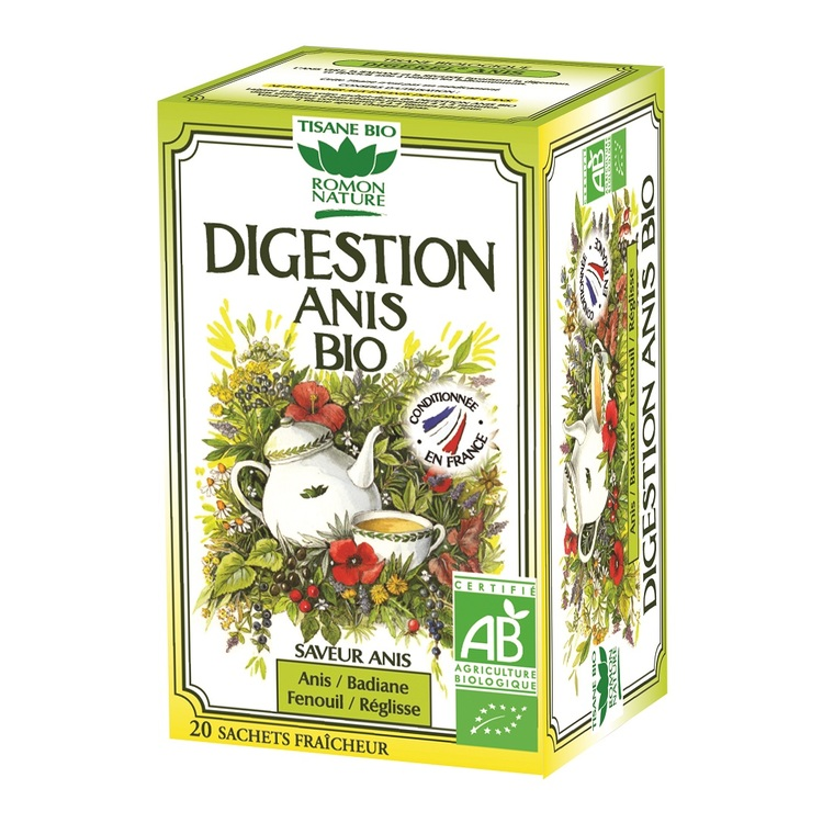 Infusion Digestion anis bio 32 g 356196