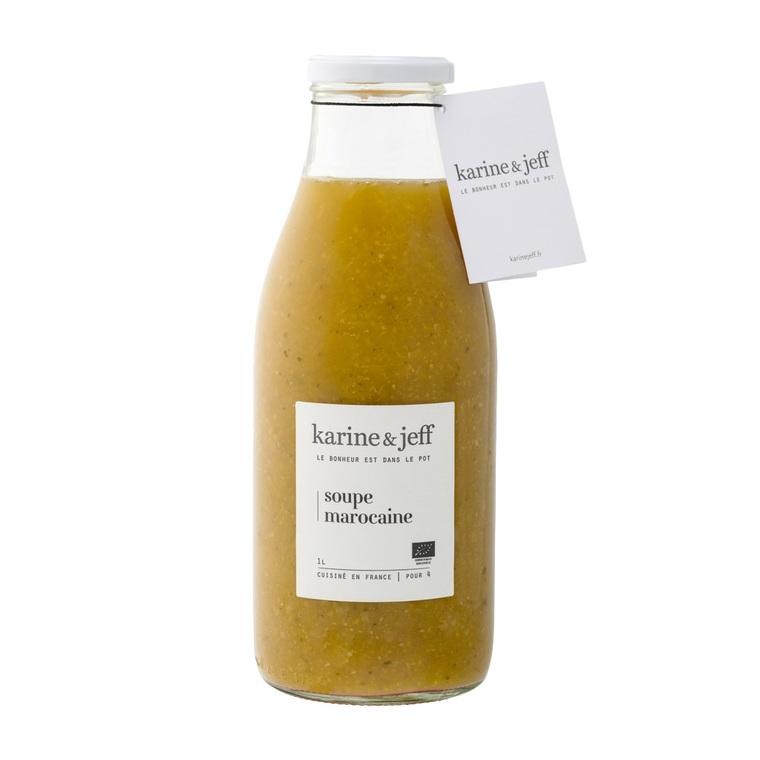 Soupe marocaine Bio - 1 L 356330