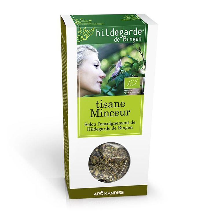 Tisane minceur Hildegarde bio en boite de 50 g 356525