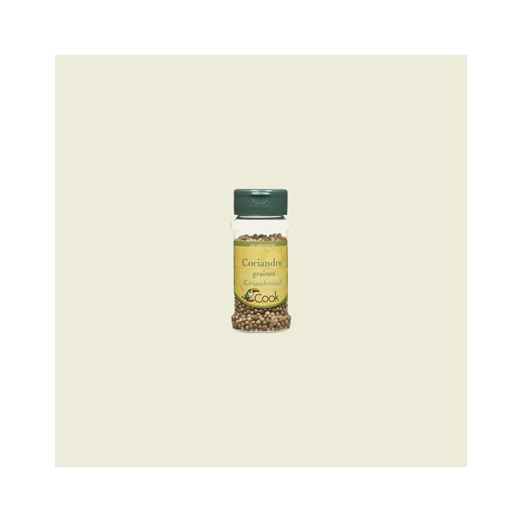 Coriandre en graines bio en pot de 30 g 356562