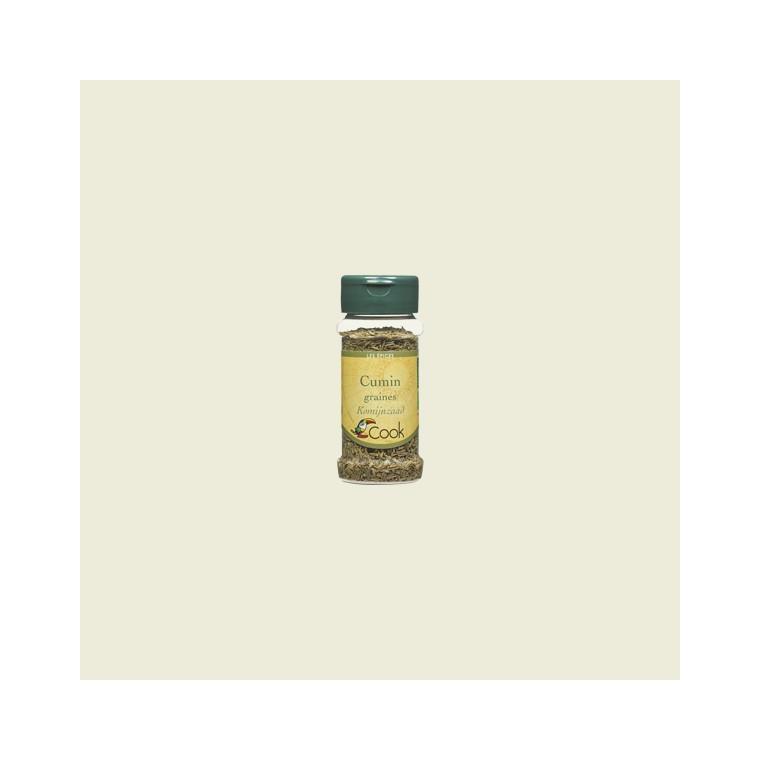 Cumin en graines bio en pot de 40 g 356564