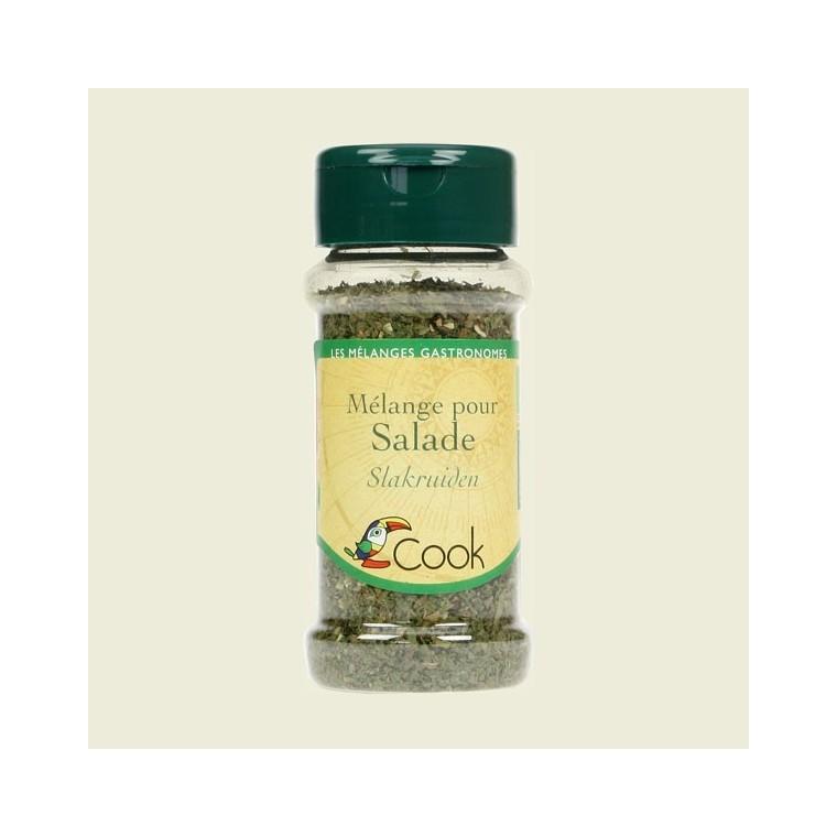 Mélange pour salade bio en pot de 20 g 356613