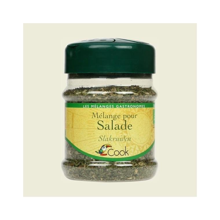 Mélange pour salade bio en petit pot de 45 g 356625