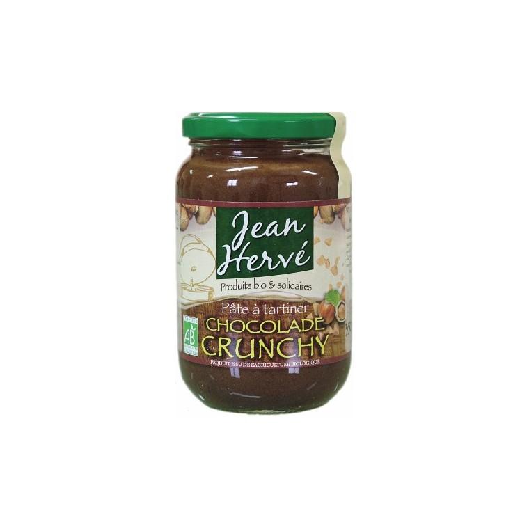Pâte à tartiner Chocolade Crunchy bio - 350 g 356769