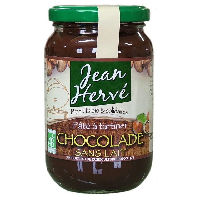Pâte à tartiner bio Chocolade sans lait - 350 g 356771
