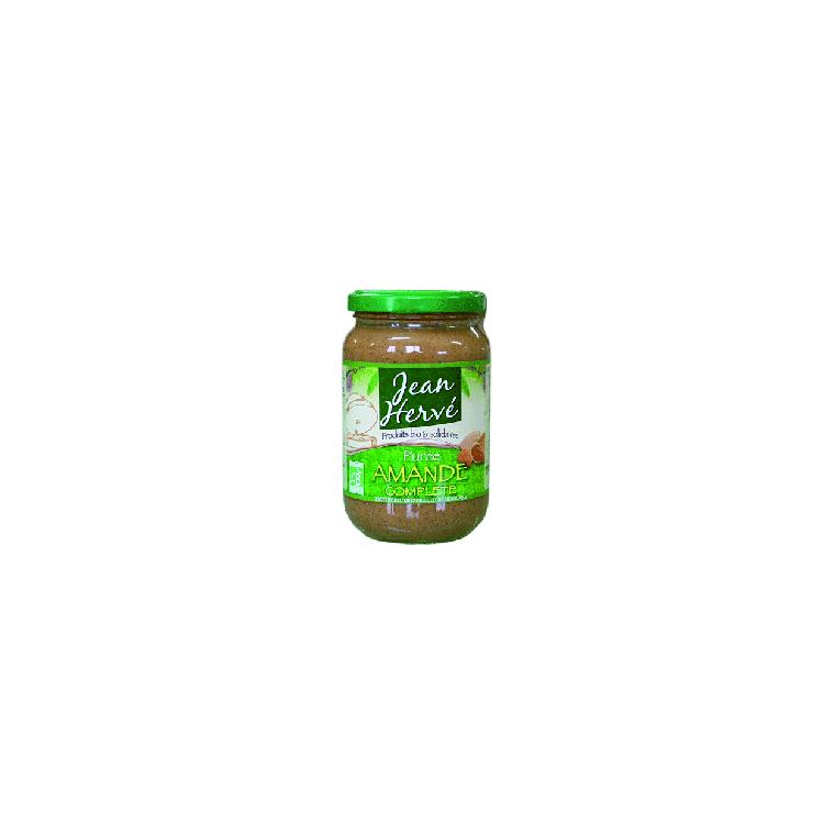 Purée d'amande complète Bio - 350 g 356783