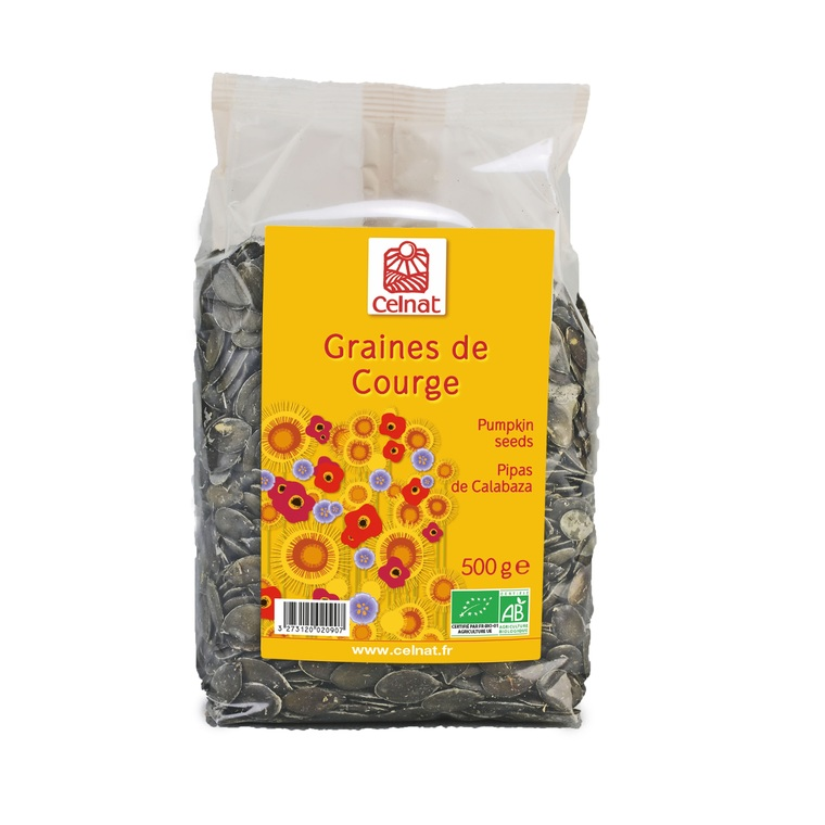 Graines de courge Bio - 500 g 356843