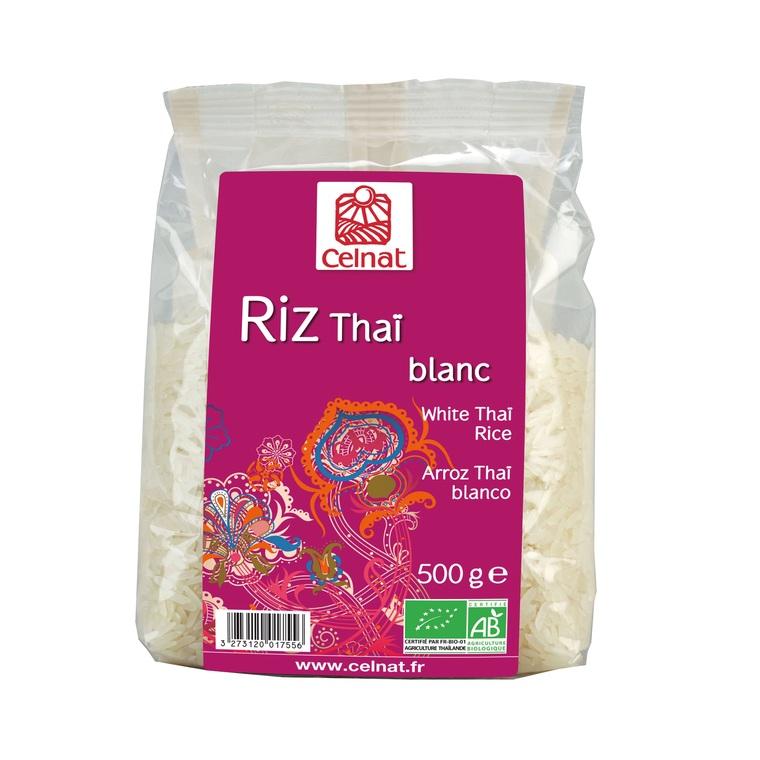 Riz long Thaï blanc CELNAT 356867