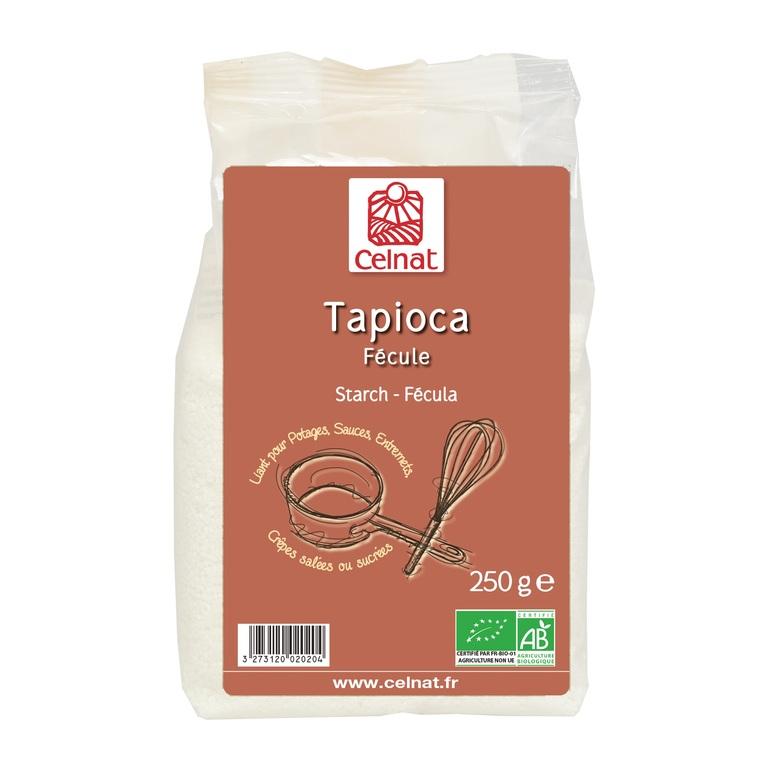 Tapioca bio en sachet de 250 g 356911