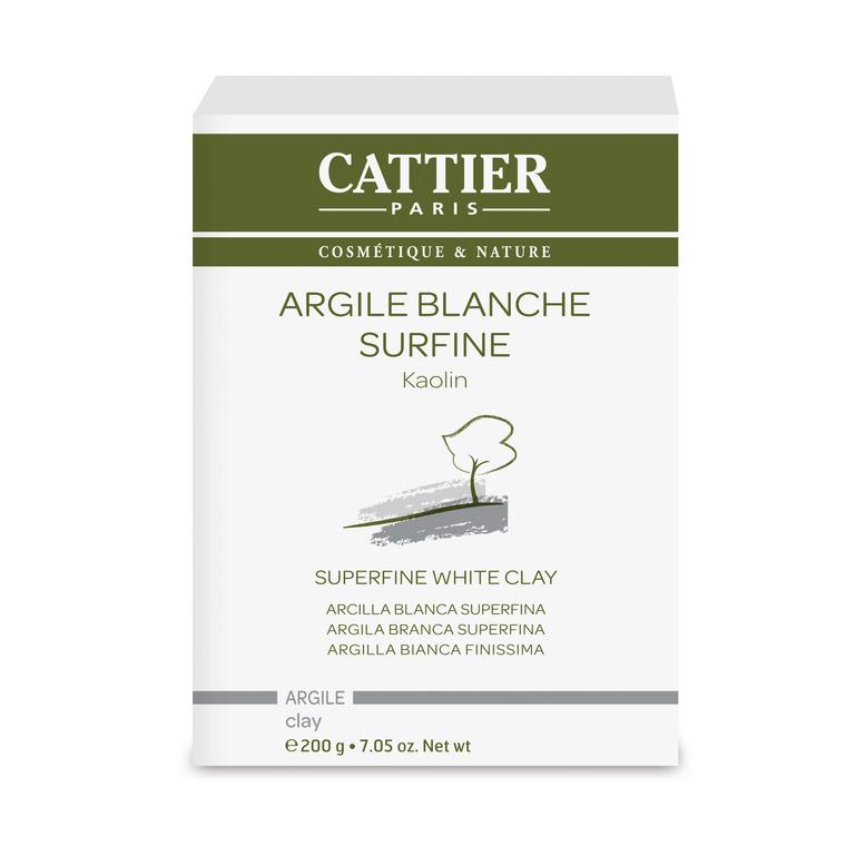 Argile blanche surfine 200 g 357813