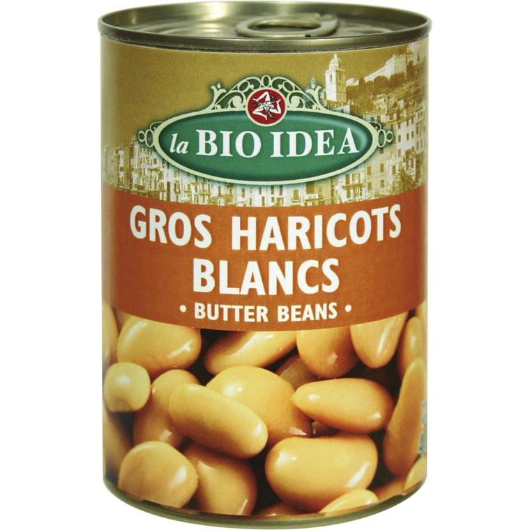 Gros haricots blancs bio - 400 gr 358348