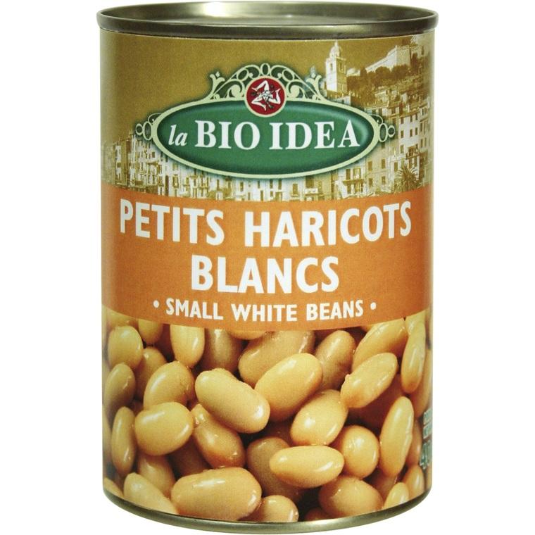 Petits haricots blancs bio - 400 gr 358349