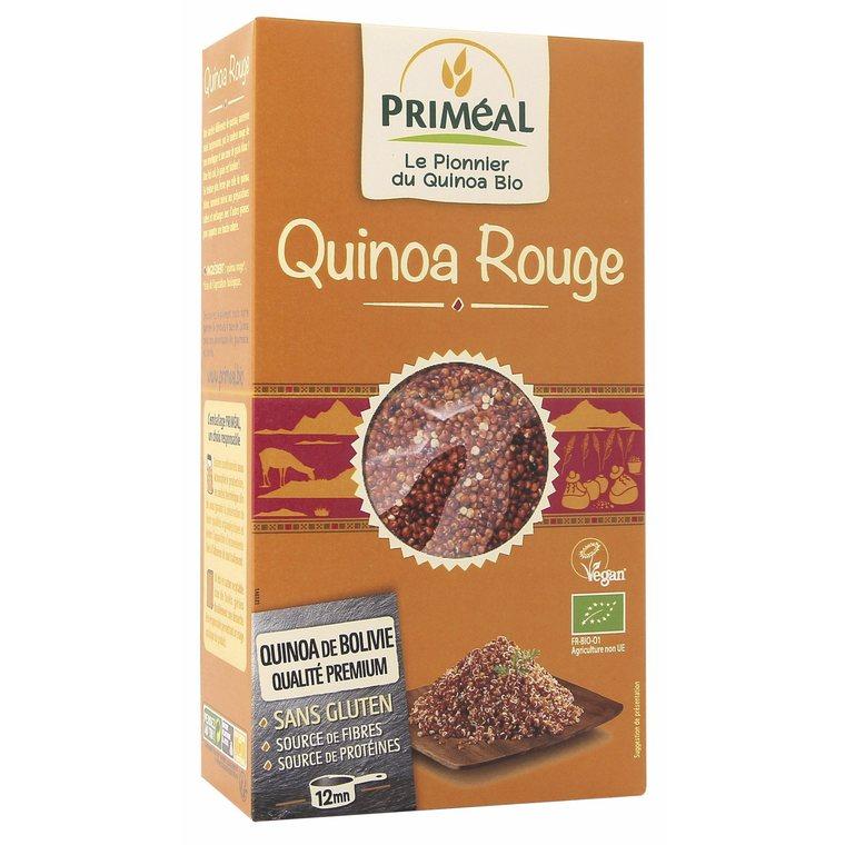 Quinoa rouge 500 g PRIMEAL 358452