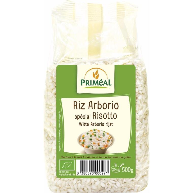 Riz arborio blanc PRIMEAL 500 g