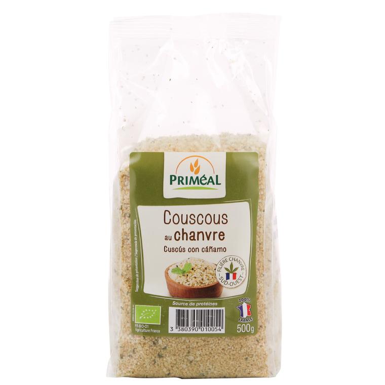 Couscous au chanvre 500 g PRIMEAL 358472