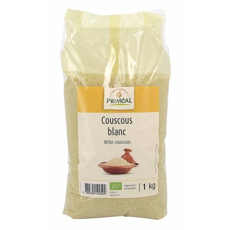 Couscous blanc PRIMEAL 1 kg 358476