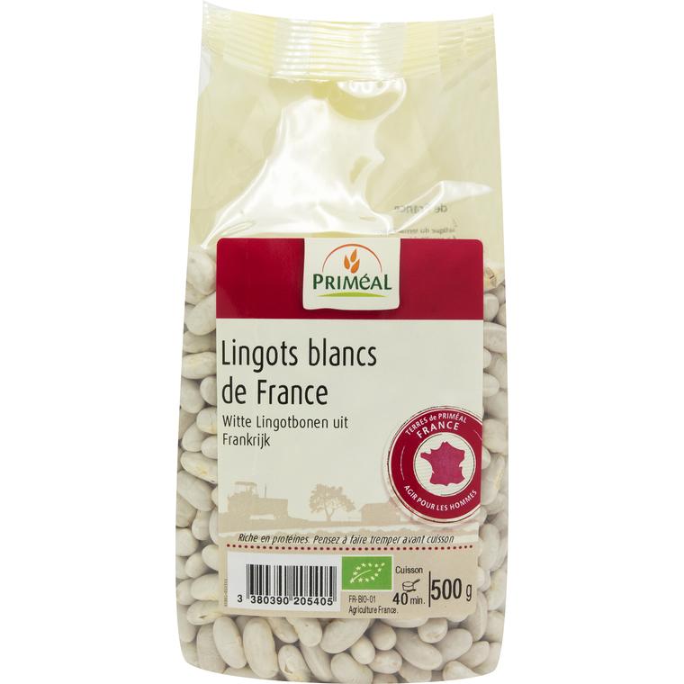 Lingots blancs vendée 500 g PRIMEAL 358496