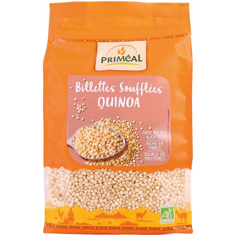 Quinoa soufflé PRIMEAL 100 g 358499