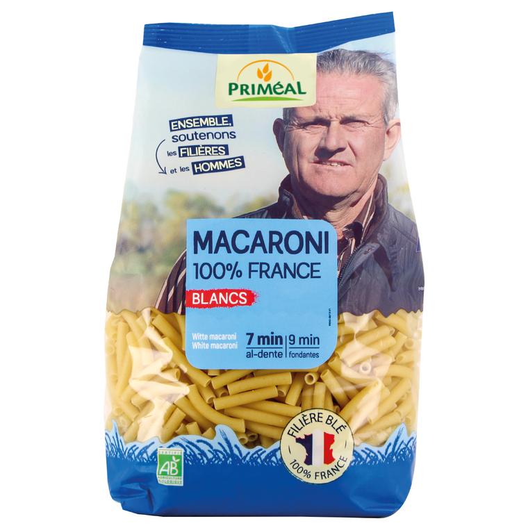 Macaronis blancs PRIMEAL 500 g 358509