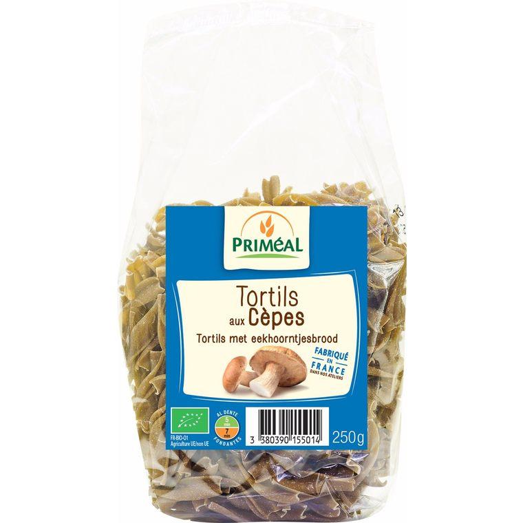 Tortils cepes 250 g PRIMEAL 358546