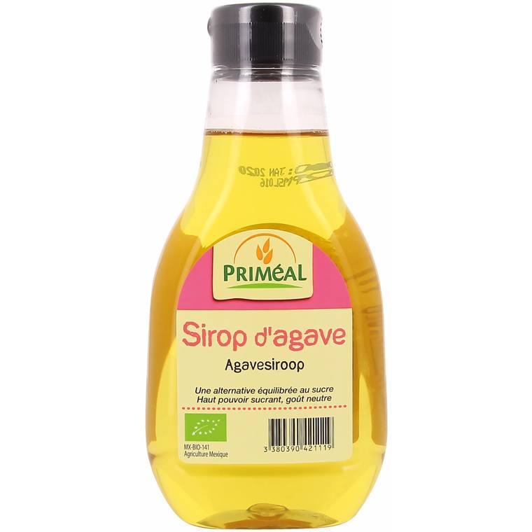 Sirop d'agave 250 ml PRIMEAL 358574