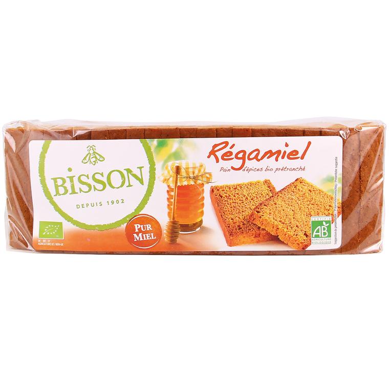 Régamiel 55% tranche BISSON 210 g 358603