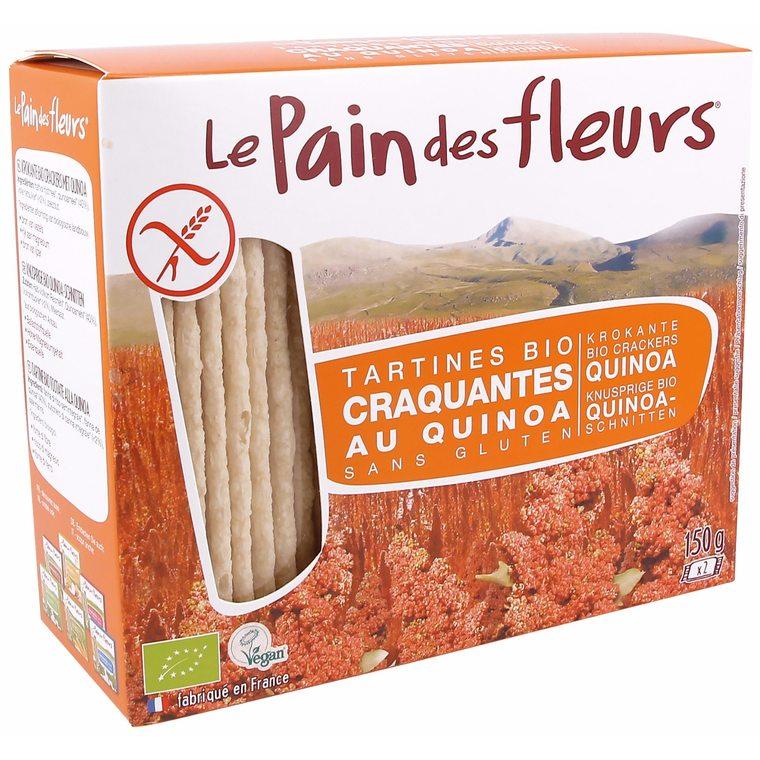 Pain des Fleurs quinoa 150 g 358671
