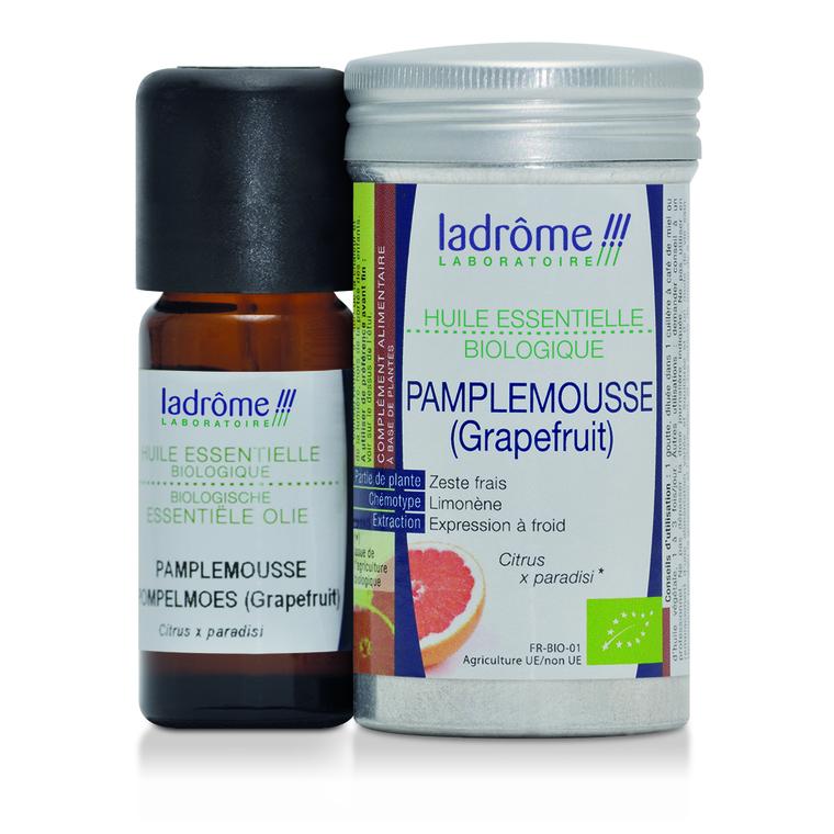 Huile essentielle bio de Pamplemousse Ladrôme - 10 ml 358717