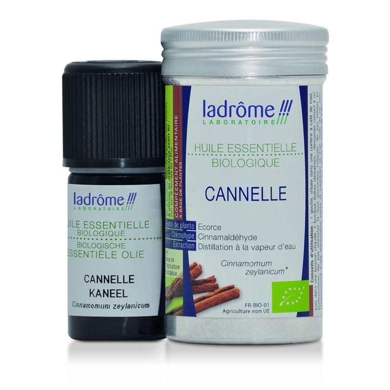 Huile essentielle bio de Cannelle Ladrôme - 10 ml 358903